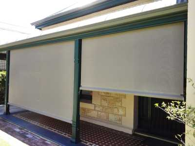 VERANDAH BLINDS